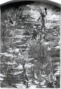 Christophorus (Fresko)