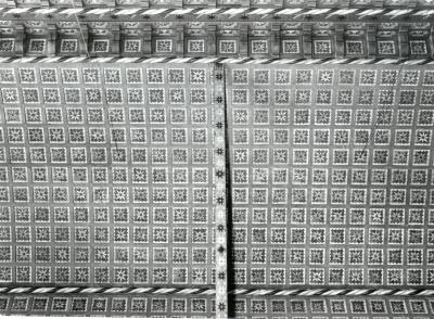 Blick in das Gewölbe (nach dem Umbau von 1927)