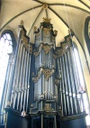 Orgel in der Universitätskirche