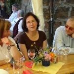 Frau Böhme, Frau Mahl und Herr Lippert