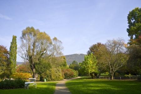Alter Botanischer Garten Marburg