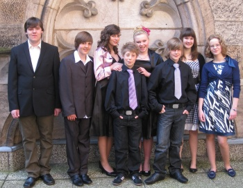 Konfirmation 2010