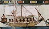 Ägyptisches Schiff (um 1422–1411 v. Chr.)