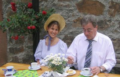 St.-Jost-Fest 2008 mit Oberbürgermeister Egon Vaupel