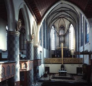 Universitätskirche, Innenraum