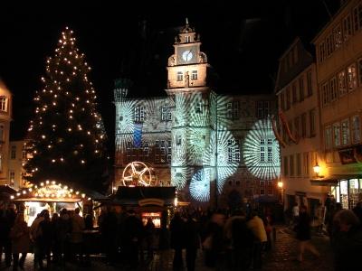 Weihnachtsmarkt Marburg öffnungszeiten