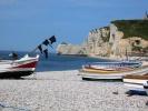 Bucht von Étretat/Normandie