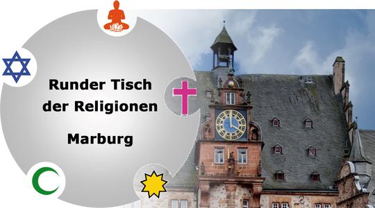 Runder Tisch der Religionen im Historischen Rathaussaal