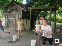 Kinderkirche im Juli