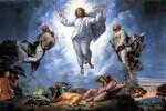 Raphael: Verklärung Christi (Detail, Vatikanische Pinakothek)
