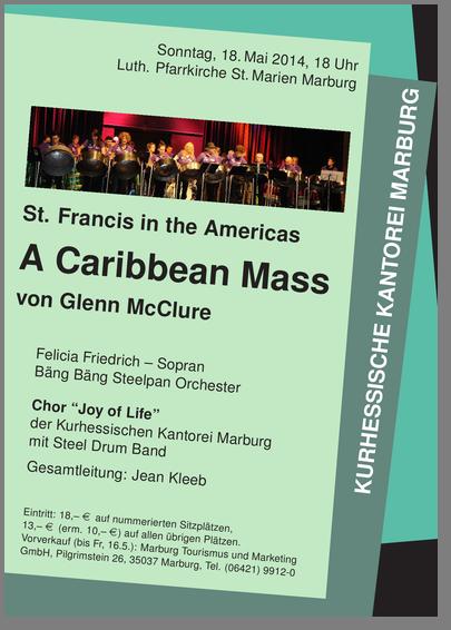 A Caribbean Mass