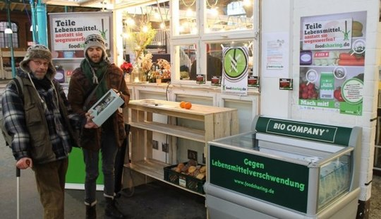 Foodsharing in Berlin