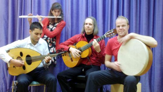 Trio Santiago feat. Faleh