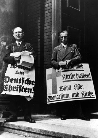 Kirchenwahl Berlin 1933