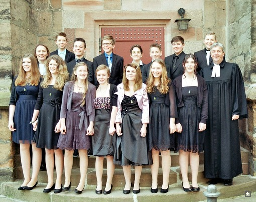 Atmest du nur oder lebst du schon konfirmation 2015 universit tskirche marburg - Konfirmation kleidung jungen ...