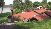 Das Urwaldhospital in Lambaréné