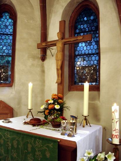 Erntedankfest in St. Jost