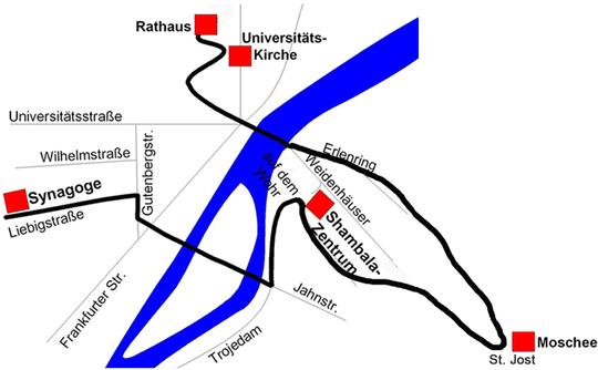 Friedensweg