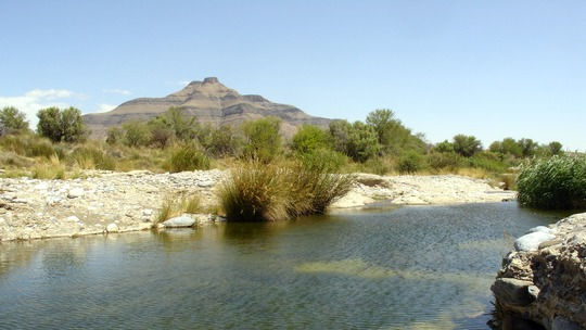 Tsauchab/Namibia